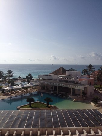 Omni Cancun Resort & Villas: Room with a view