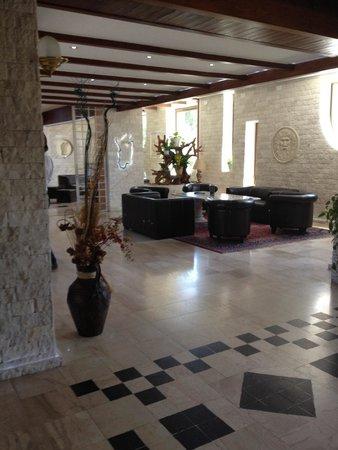 Hotel Royal : Hall