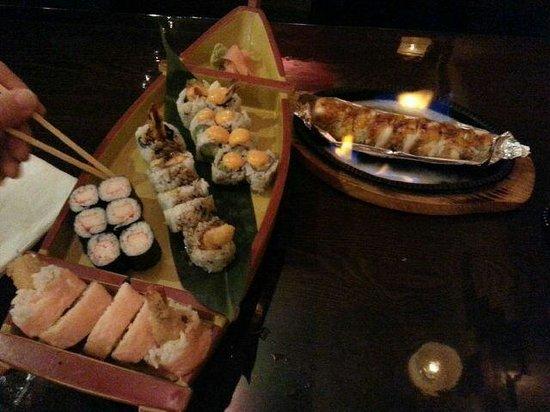 Asahi Sushi: Best sushi around!