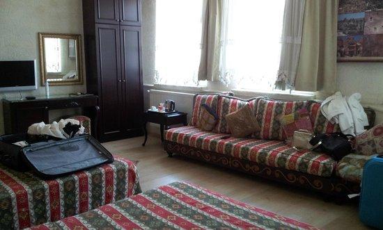 Hotel Ipek Palas: .
