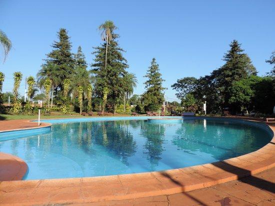 Hostel Inn Iguazu: Hermoso lugar