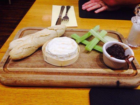 The Cutter Inn: Camembert