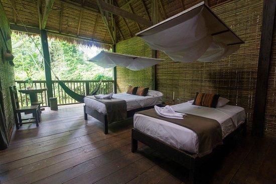 Posada Amazonas: our room