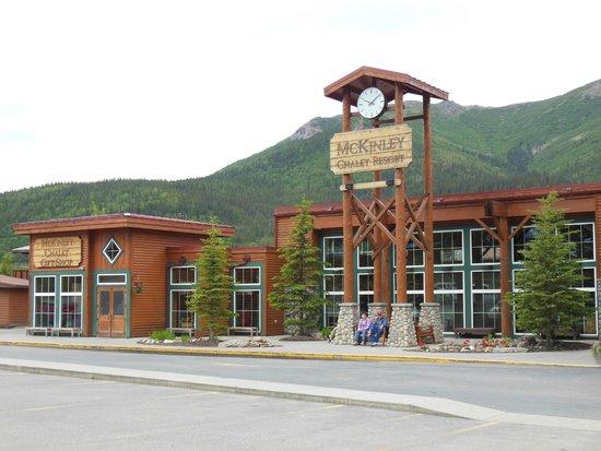 McKinley Chalet Resort: Front of Chalet