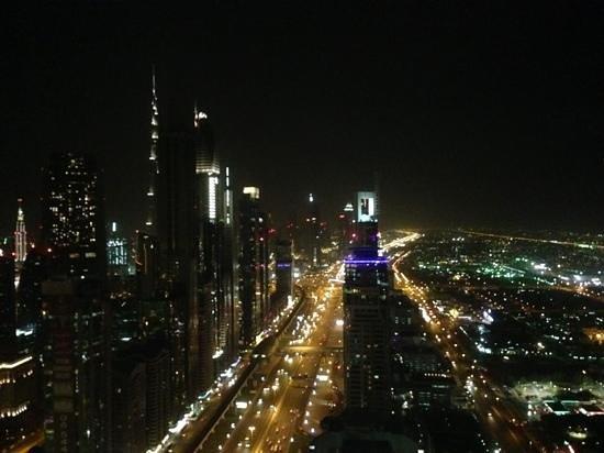 Millennium Plaza Hotel Dubai : awesome view