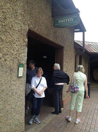 Biltmore Estate: Blacksmith Entrance