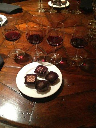 Biltmore Estate: Wine & Chocolate