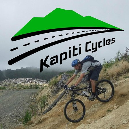 Otaki, Neuseeland: Kapiti Cycles Mountain Biking