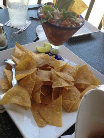 Flippers on the Bay: Best appetizer!