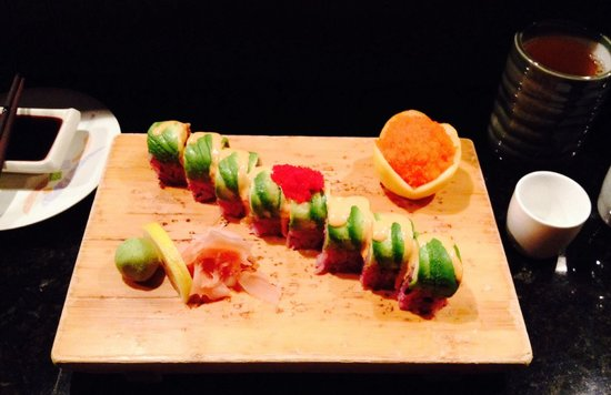 Sushi on Chapel