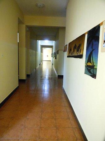 Stella Maris Lodge: hallway
