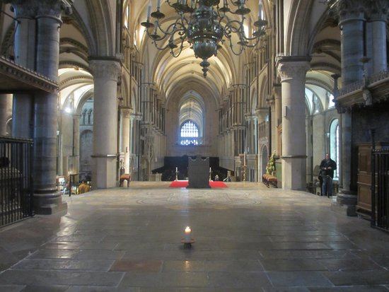 Canterbury Cathedral: Inside the Cathedral