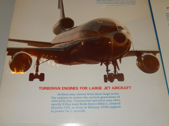 Museo Nacional del Aire y el Espacio: Jet aircraft