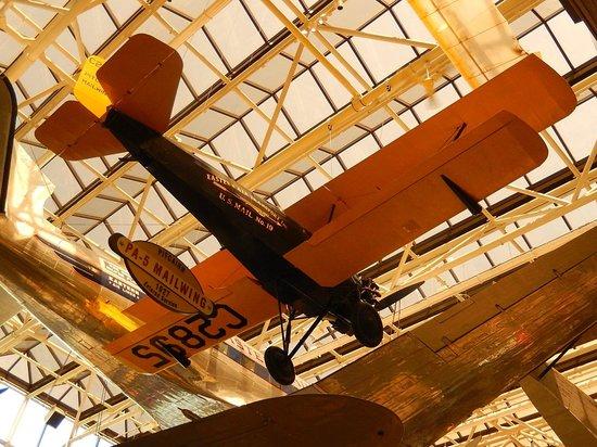 Museo Nacional del Aire y el Espacio: Neat planes