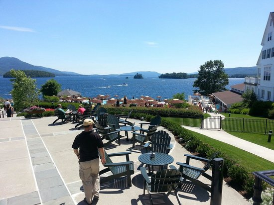 The Sagamore Resort: Lake George