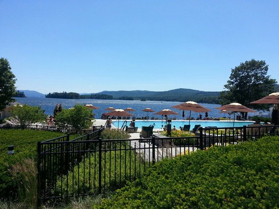 The Sagamore Resort: Pool