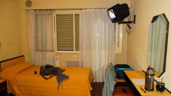 Gran Hotel Orly: Habitación - Camas
