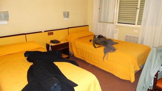 Gran Hotel Orly: Camas
