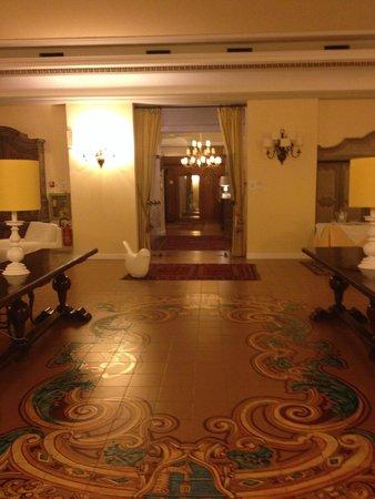 Grand Hotel Palace -- Ancona: ground floor