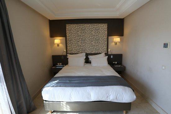 Pullman Marrakech Palmeraie Resort and Spa : La chambre