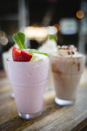 Pono Burger: Our Organic Milkshakes