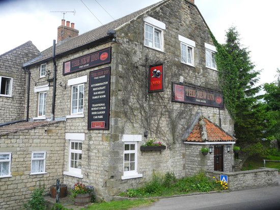The New Inn : Great Yorkshire Brewery