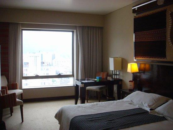 Alejandro 1 Hotel Internacional Salta: vista parcial del cuarto