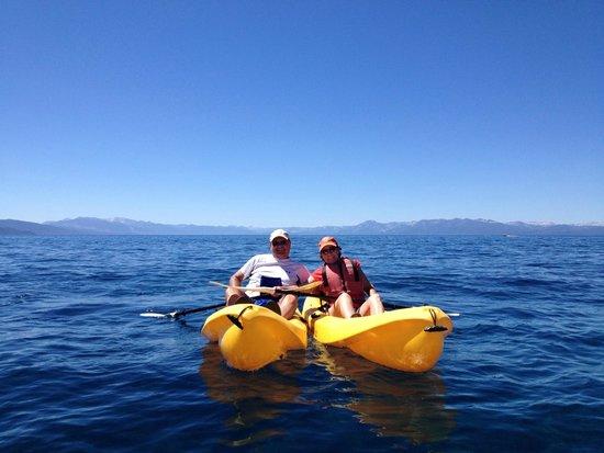 Tahoe Adventure Company: Heavenly Day on Lake Tahoe