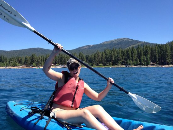 Tahoe Adventure Company: Look at Me!