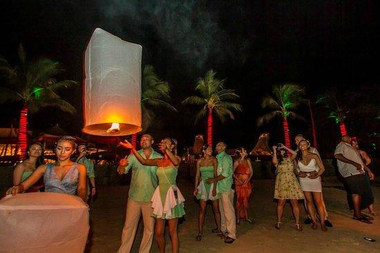 Beach Republic The Residences : Wish Lanterns