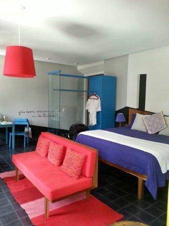 Del Carmen Concept Hotel: Tamayo