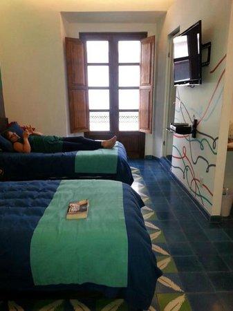 Del Carmen Concept Hotel: Soriano
