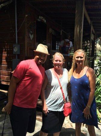 West Bay Lodge and Spa: Bee, Lisa & Celeste