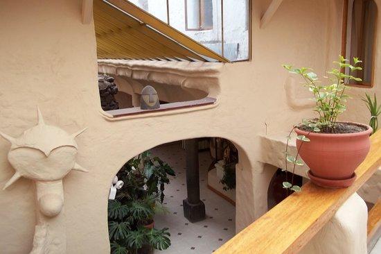San Agustin International Hotel : Hall central
