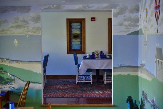 Pleasant Bay Village : Breakfast area