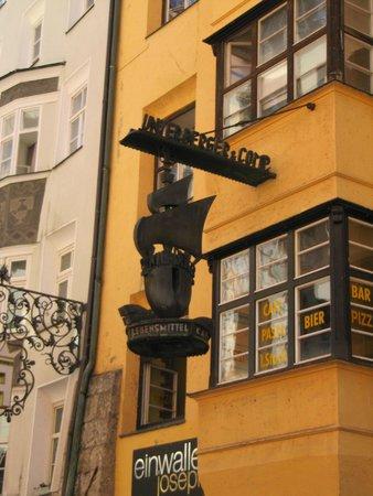 Altstadt von Innsbruck: antiguidade