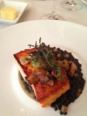 Michael Mina at Bellagio: Quality sea food