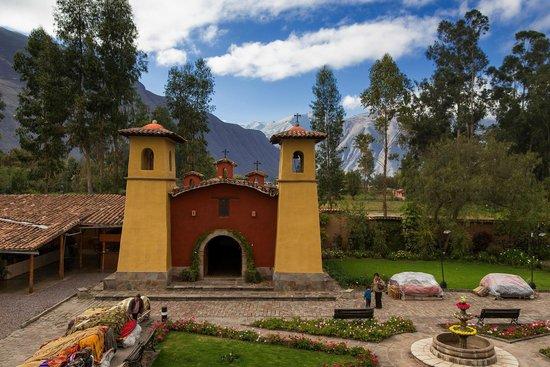 Sonesta Posadas del Inca Yucay : courtyard