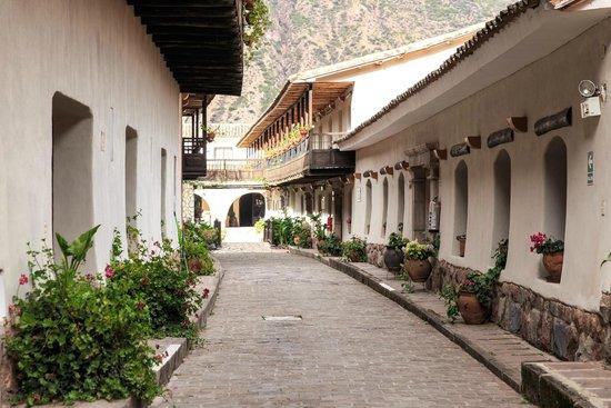 Sonesta Posadas del Inca Yucay : hotel grounds