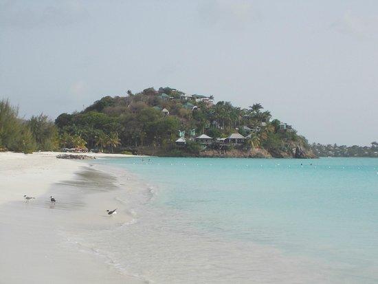 Jolly Beach Resort & Spa: Beautiful beach