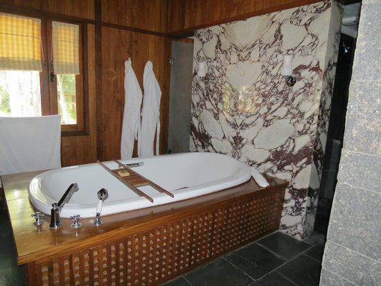 Carmelo Resort & Spa, the Unbound Collection by Hyatt: Baño con Jacuzzi