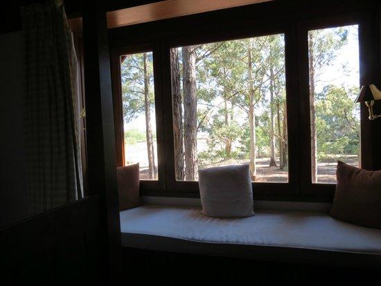 Carmelo Resort & Spa, the Unbound Collection by Hyatt: Hermosa vista al río y a los bosques