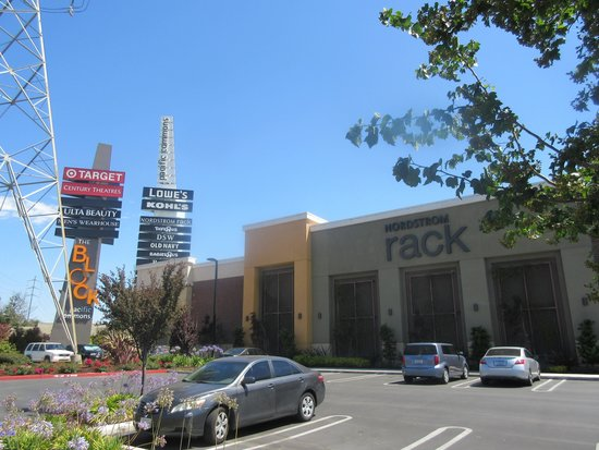 Pacific Commons Shopping Center