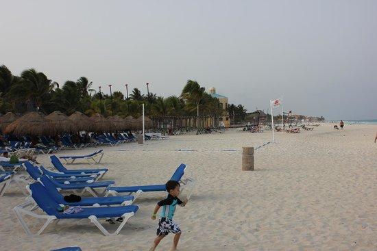 Viva Wyndham Maya: Beach