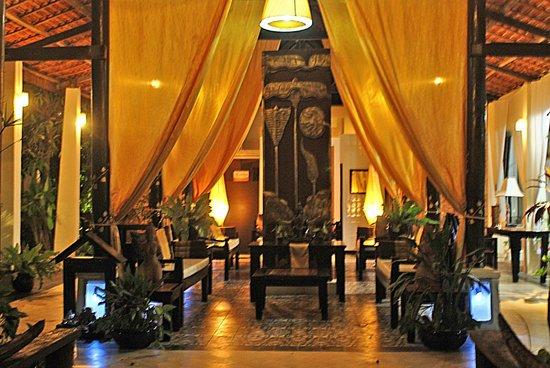 The Sanctuary Villa : Lobbe Area