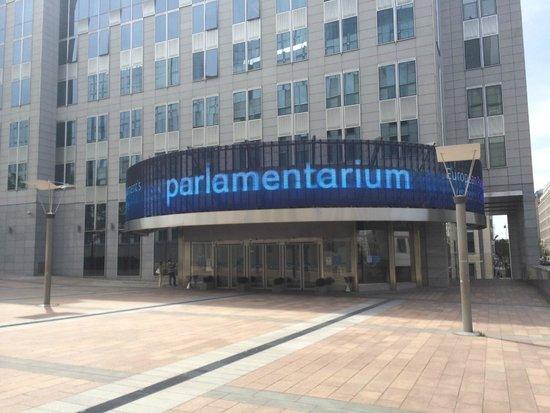 Parlamentarium Outdoor