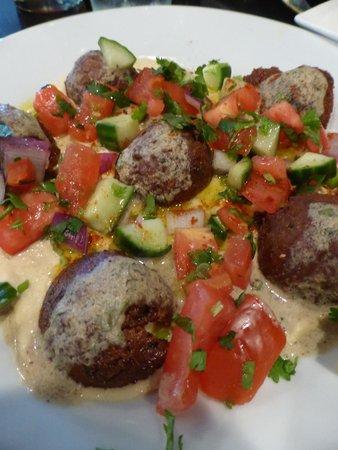 Mazadar Kabob: incredible falafel