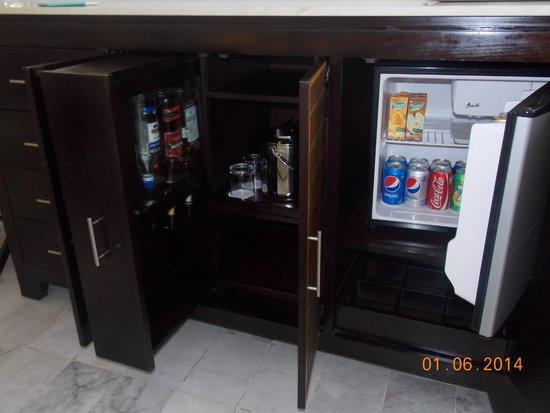 Playacar Palace: Mini Bar Premium