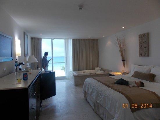 Playacar Palace: Habitación