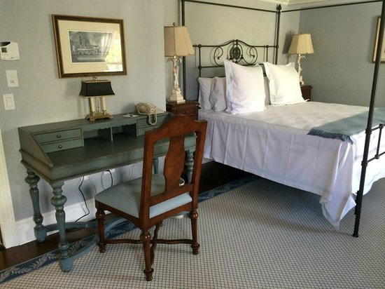 Saybrook Point Inn & Spa: Room 402
